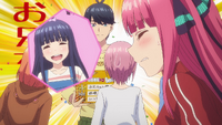 EP6 Fuutarou reveals his type to the quintuplets