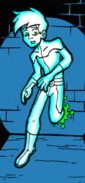 Danny Ghost Form Age 14 Pre Logo