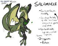 Salamancer Concept Art