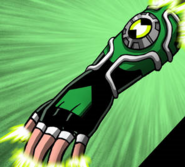 Omnitrix Uniform Mode