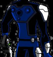 PT Armor Back