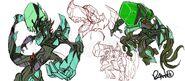 Smash Mouth Concept Art