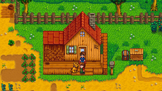 how to get clay easy in stardew valley