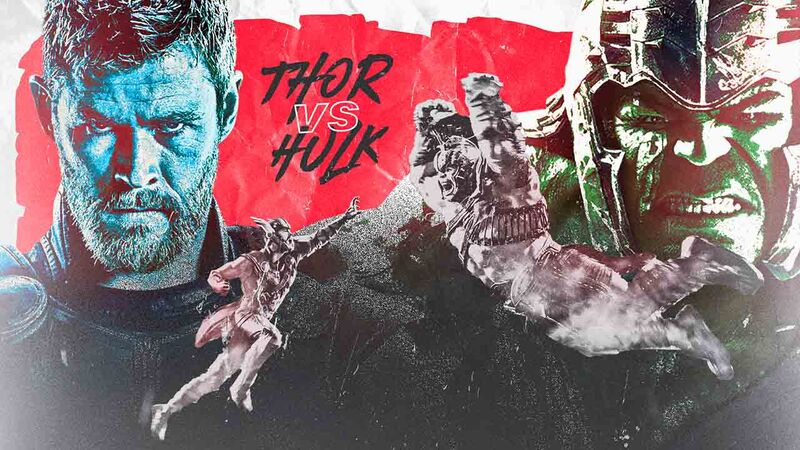 Fight Breakdown: Who Won Between Thor Vs The Hulk in 'Ragnarok