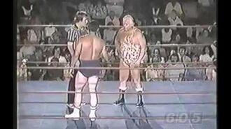 Jim Cornette Shoots On Billy Jackson vs. Rip Hawk