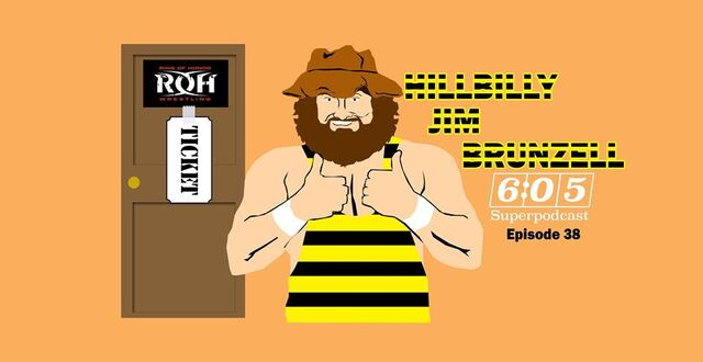 File:605 Hillbilly Jim Brunzell (August 13 2016 - art done by Travis Heckel).jpg