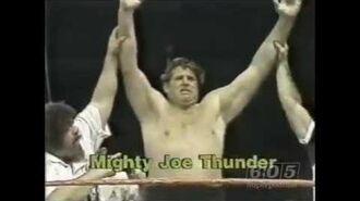 Jim Cornette Shoots On Mighty Joe Thunder