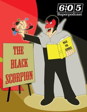 Black Scorpion (Copyright of Travis Heckel - Oct 22 2016)