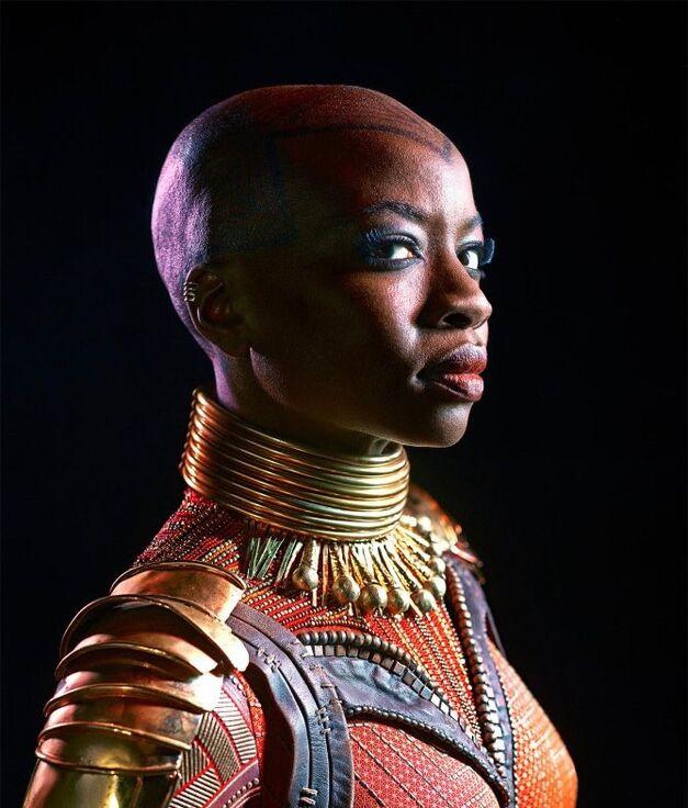 Black Panther_Okoye