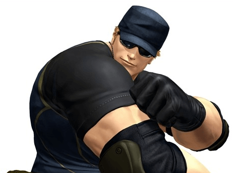 King of Fighters XIV Roster-Clark-kofxiv