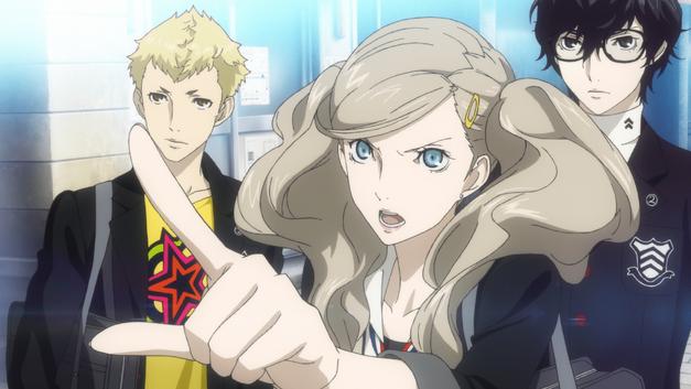 Ann in Persona 5