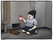 Mary Jane i jej zupa!