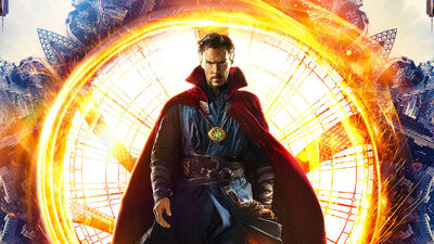 'Doctor Strange' Gets a Poster and a Trailer at Comic Con