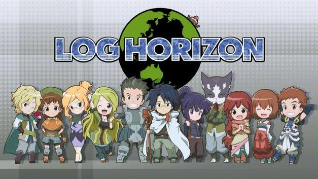 Log Horizon Chibi Opening Cast