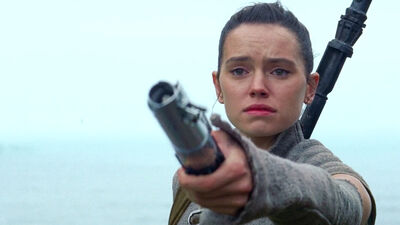 'The Last Jedi': Is Rey the First Gray Jedi?