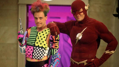 Flash in the Pan: 1990s 'Flash'