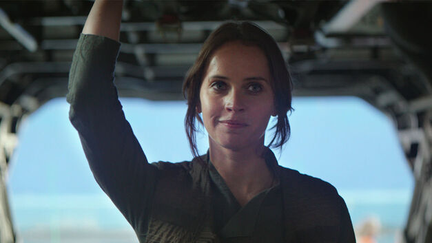 Jyn Star Wars Rogue One