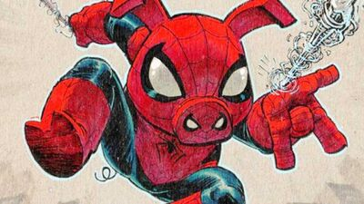 Could We Get a Spider-Ham Short Before Every Marvel Movie?