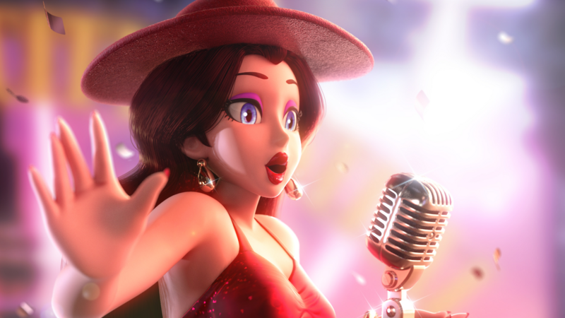 Who Is Pauline In Super Mario Odyssey And Where Did She