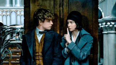 'Fantastic Beasts and Where to Find Them' Comic-Con Trailer