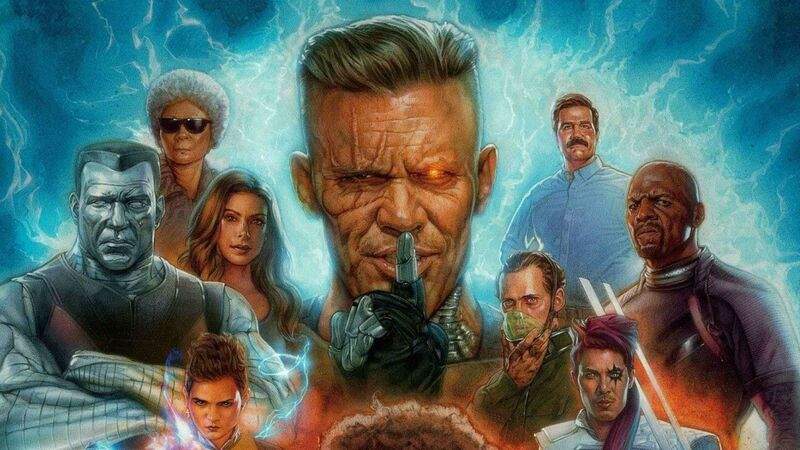 f183aad63c6ce 7 X-Force Members You Won t See in  Deadpool 2
