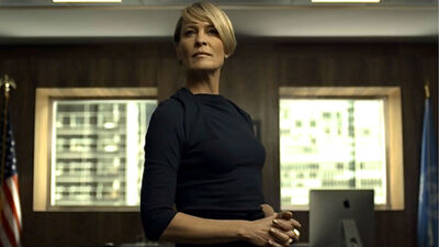 'House of Cards' Claire Underwood's Most Badass Moments