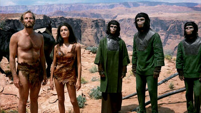 How 'Planet of the Apes' Created the Summer Blockbuster Template