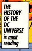 history dc universe