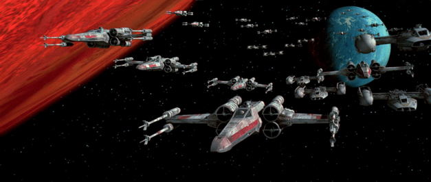 ships in star wars return of the jedi