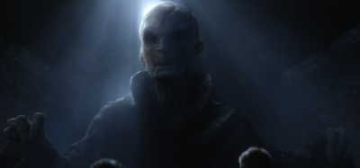 Who Is Supreme Leader Snoke? (UPDATED with 'The Last Jedi' Spoilers)