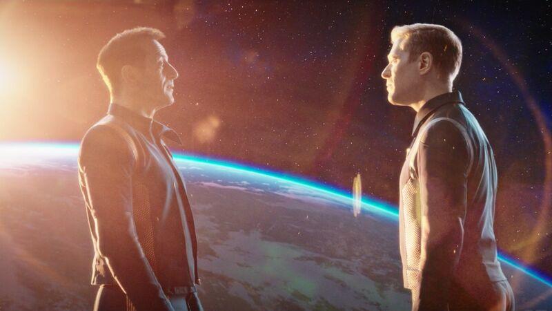 Star Trek Discovery Lorca Stamets