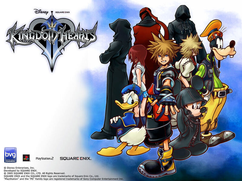 Kingdom-Hearts-II