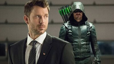 "'Arrow' Recap and Reaction ""Human Target"""