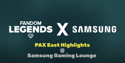 Highlights From The Samsung PAX East Gaming Lounge