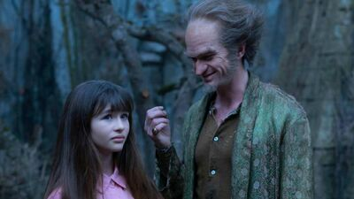 Is 'A Series of Unfortunate Events' on Netflix for Kids?