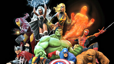 'Marvel Heroes Omega' Revealed for PS4