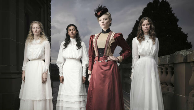 Natalie Dormer (Margaery Tyrell Game of Thrones) Picnic at Hanging Rock