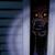 Nightmare Foxy in the closet
