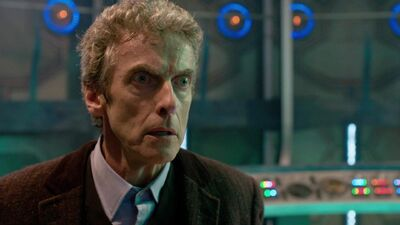 Doctor Who: Could A Surprise Choice Replace Peter Capaldi? [UPDATED]