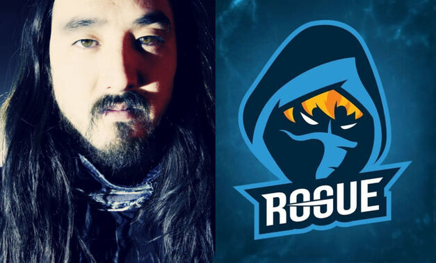 Steve Aoki buys Rogue to become a celebrity esports owner