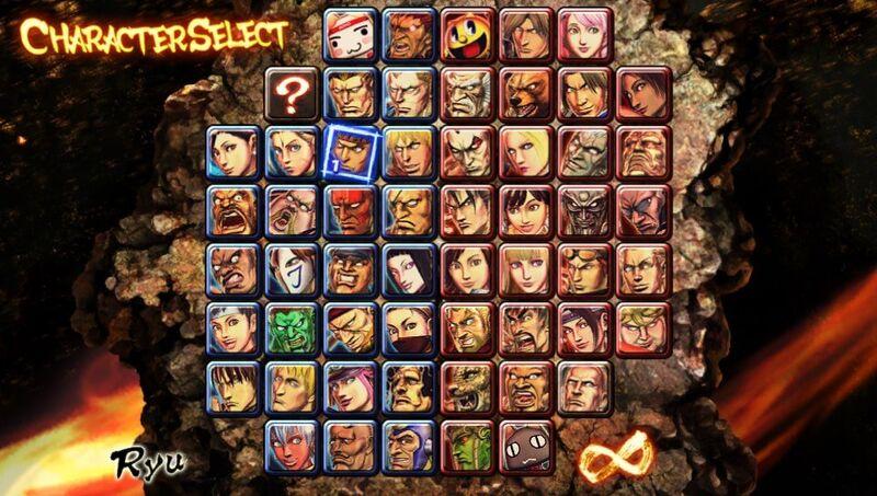 Streek Fighter X Tekken