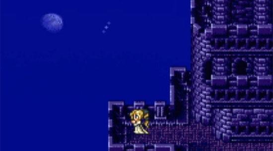 Celes in Final Fantasy 6
