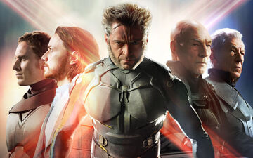 The Future Past of the X-Men / Logan Timeline