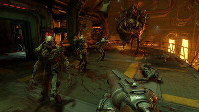 'Fallout 4' VR and 'DOOM' VR Announced