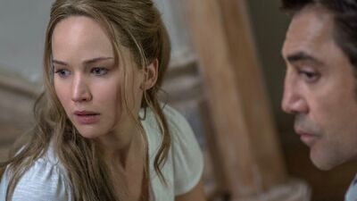'mother!' Review: Jennifer Lawrence is on Fire in Ambitious Psychological Drama