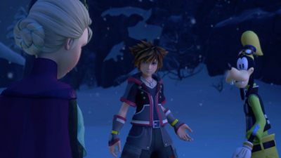 The 'Frozen' Characters in 'Kingdom Hearts 3' Will Melt Your Heart