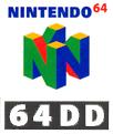 Logo 64DD