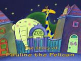 The Story of Pauline the Pelican