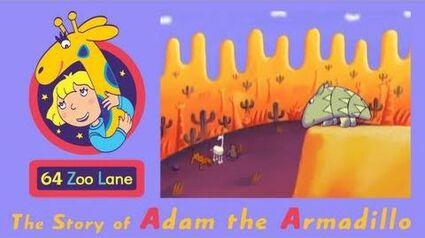 64 Zoo Lane - Adam the Armadillo S01E08 HD