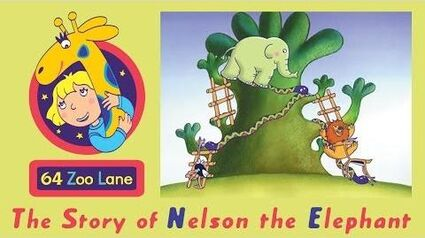 64 Zoo Lane - Nelson the Elephant S01E01 HD